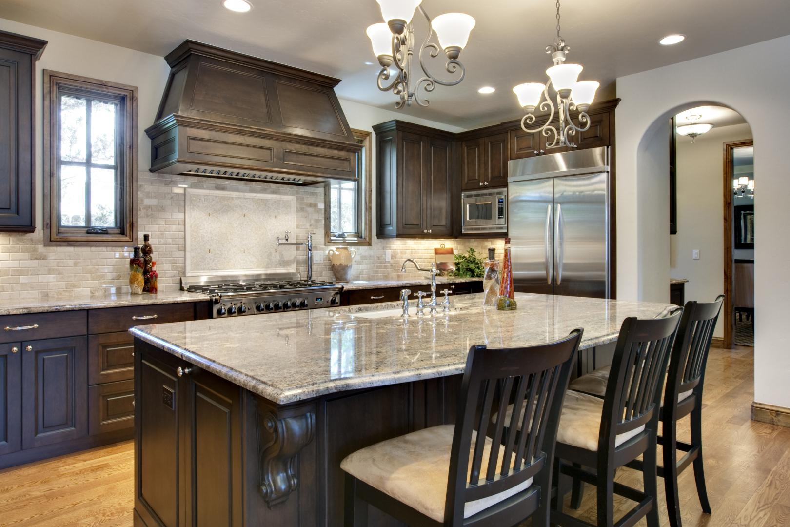Custom kitchen design conception, cabinetry sale and design, custom ...